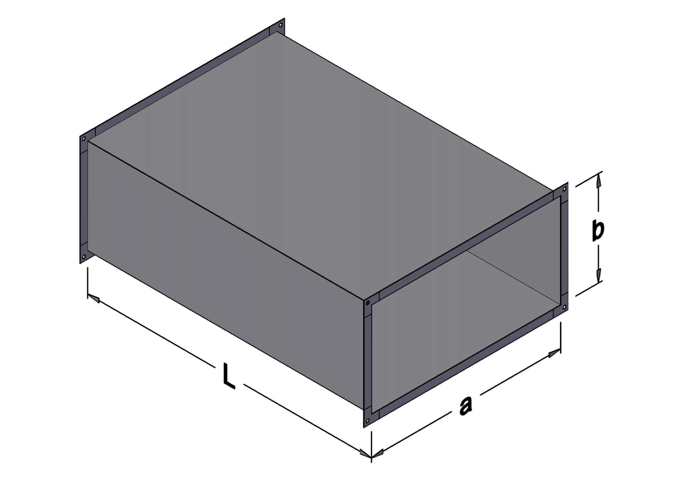 luftkanal rechteckig klimaanlage und heizung zu hause. Black Bedroom Furniture Sets. Home Design Ideas