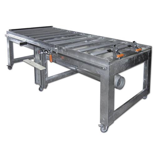 Schleif- und Absaugtisch Airfiner UV-25