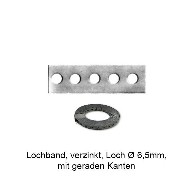 Lochband