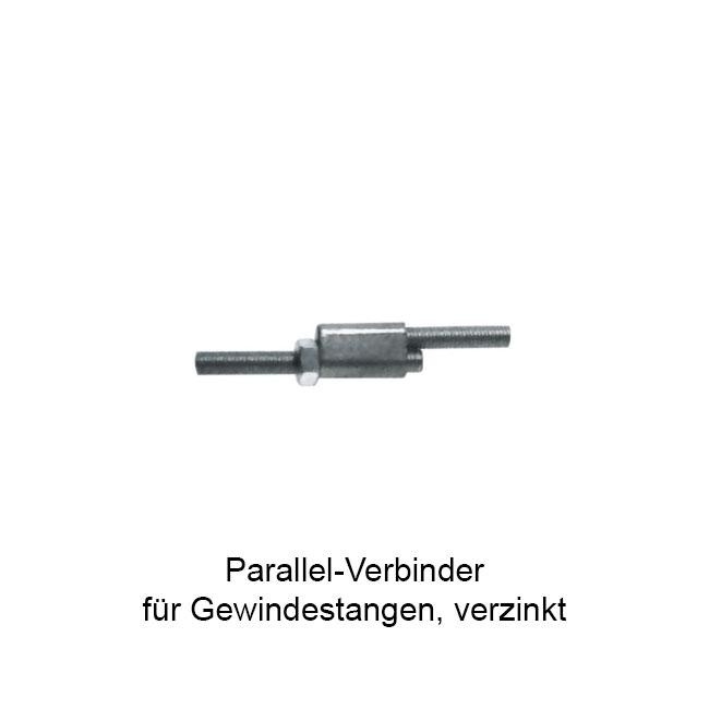 Paralell-Verbinder fuer Gewindestange