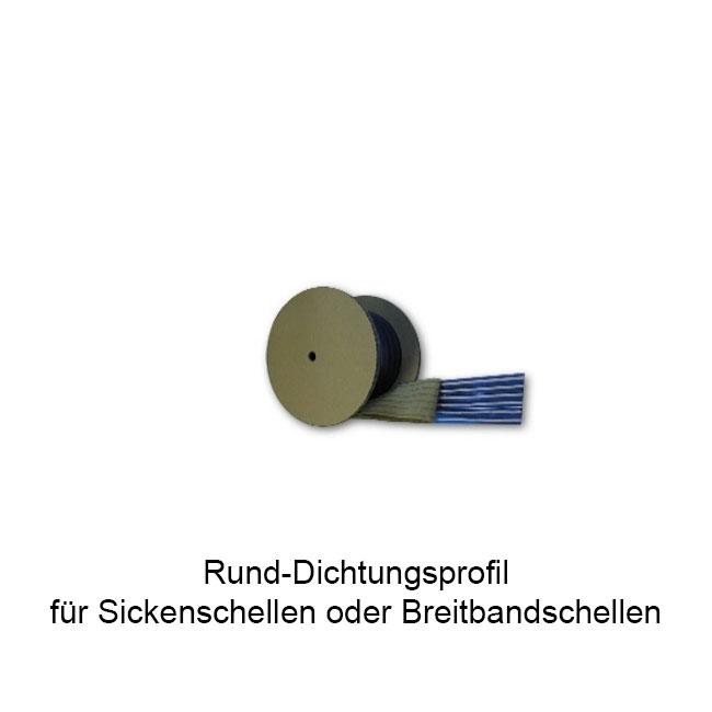 Rund-Dichtungsprofil