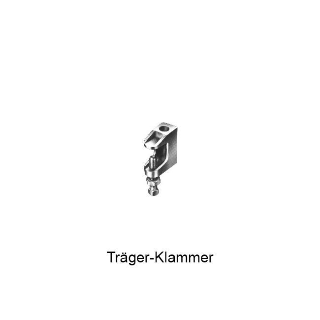 Traeger-Klammer